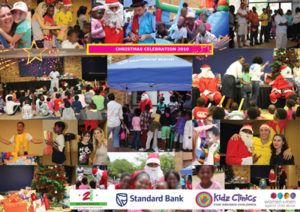 Kidz Clinic Christmas Parties