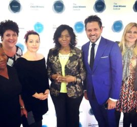 Child Witness Foundation launch