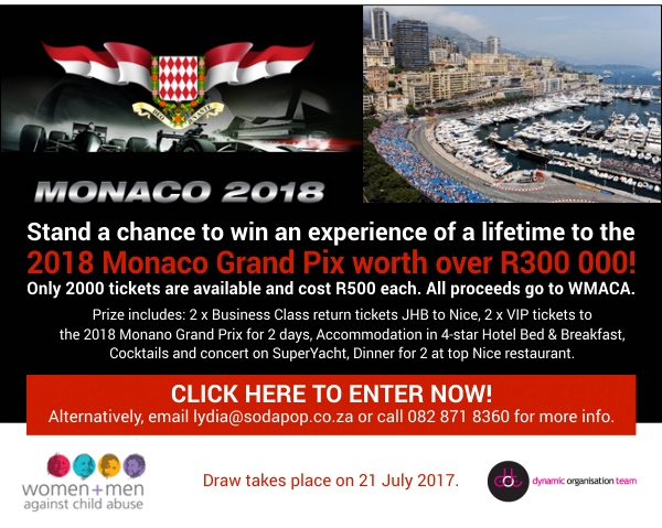 Monaco 2018 Grand Prix WMACA Competition