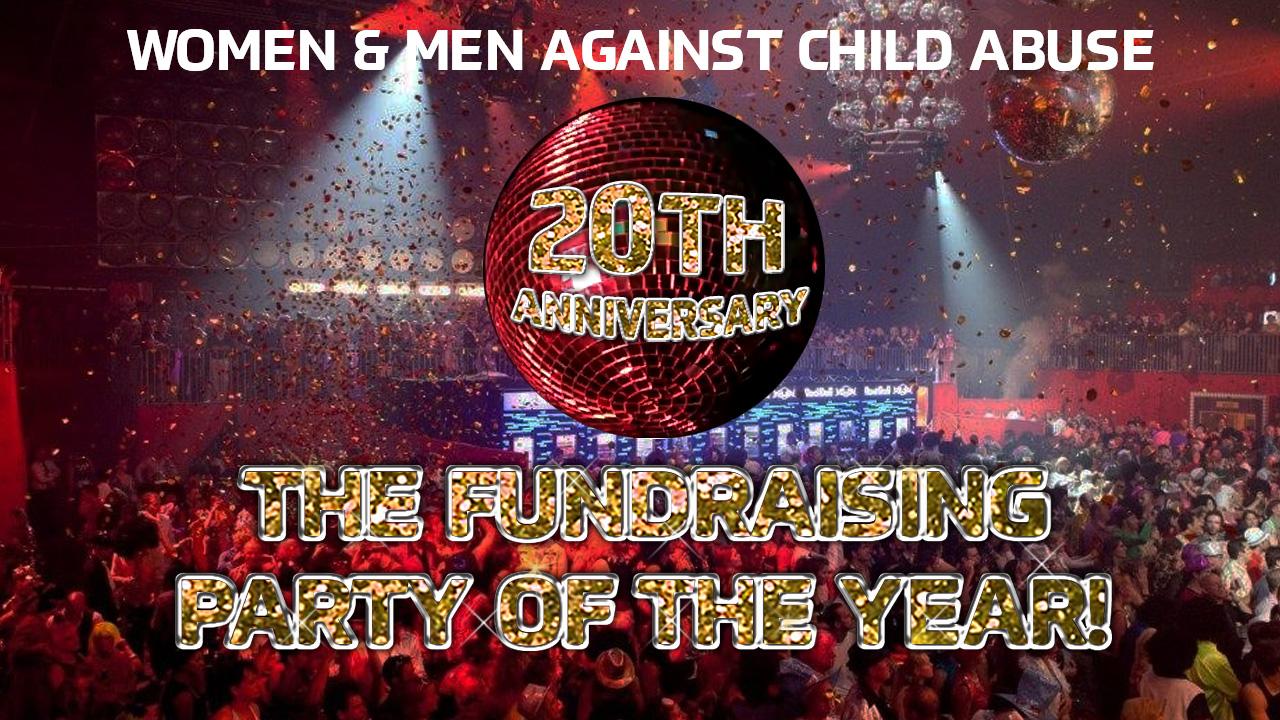 Women & Men Against Child Abuse 20th Anniversary