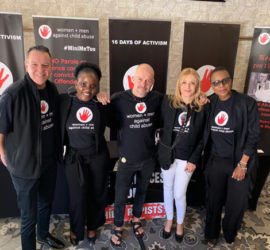 Women and Men Against Child Abuse Reflect on the 16 Days of Activism 2019