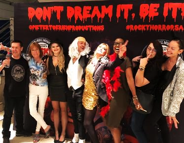 Rocky Horror Picture Show fundraiser