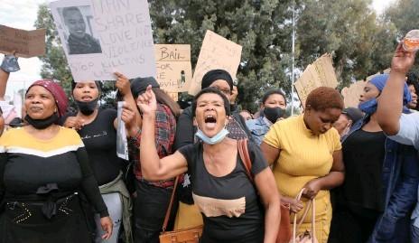 Row over registry for rapists - Weekend Argus